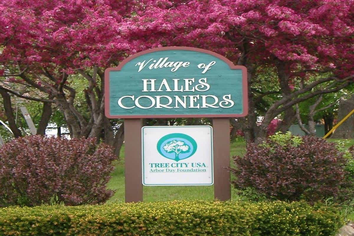 Hales Corners, Wisconsin.