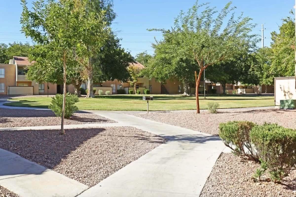 Park at Spring Valley in Las Vegas.