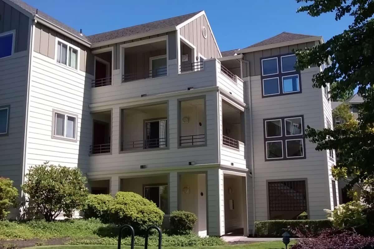 Waverley Greens Apartments in Portland.